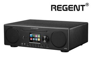 Radio internetowe Ferguson i400s - funkcja Spotify, DAB+, FM, CD, WiFi, Bluetooth