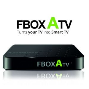 FBOX ATV - smart tv box Ultimate Plus (3157 OUTLET)