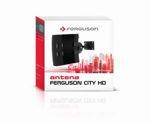 Antena Ferguson City HD (116-OUTLET)