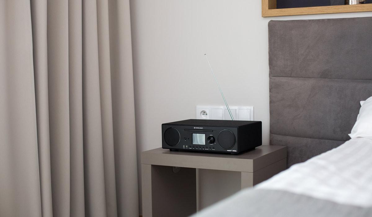 Regent i400s radio spotify
