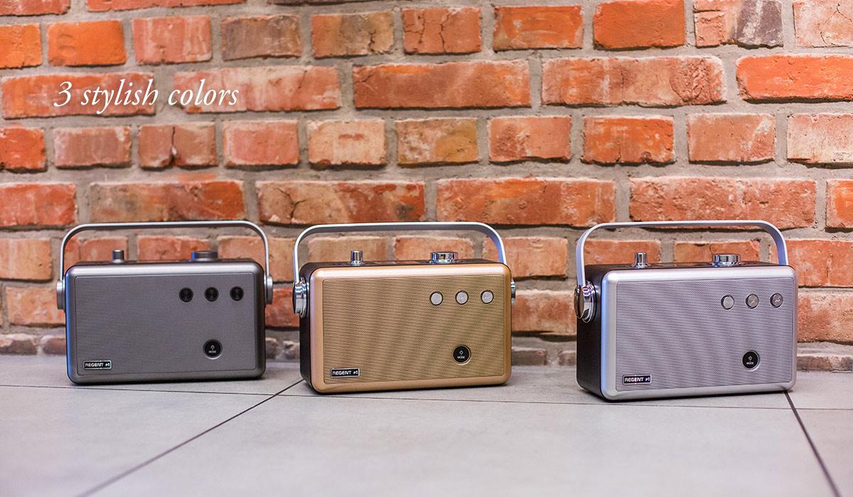 3 kolory radia Regent p1 Dab