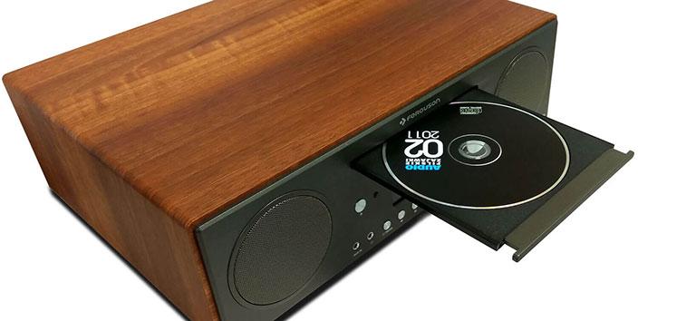 Odtwarzacz CD - Ferguson i400s