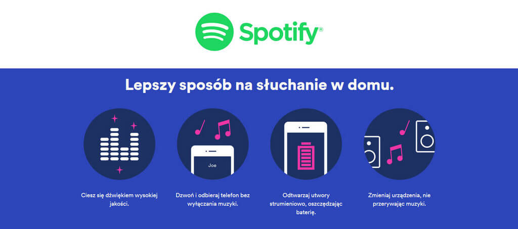 Spotify Connect radio